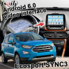 Android 6.0 Навигация для Ford Ecosport Sync3 Video Interface Waze Youtube Yandex