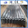 Hoja galvanizada del material para techos del hierro acanalado del precio bajo