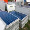 Application sèche de solution de Micro-Réseau du panneau solaire polycristallin 320W de picovolte