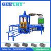 Pavimentadora de concreto planta Qtf3-20 Máquina terminadoras de enclavamiento