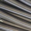 Boyau flexible annulaire compliqué d'acier inoxydable