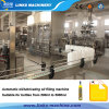 Volledige Automatische het Vullen van de Jam van de ServoMotor Installatie/het Vullen van de Jam Machine