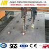 Piatto d'acciaio di CNC che taglia intorno al materiale del piatto Q235B Ss400
