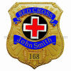 Polizei-Abzeichen, Polizei-Embleme, Militärpin-Abzeichen