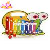 Xilófono de madera W07c061 de los cabritos de la percusión del tono profesional al por mayor del instrumento musical 8