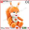 Het gevulde Stuk speelgoed van de Eekhoorn van de Pluche Dierlijke Zachte voor Jonge geitjes/Kinderen/Baby