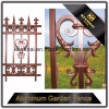 Порошковое покрытие декоративные ограждения из алюминия в саду виллы на открытом воздухе для продажи