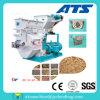 Com certificação CE 1tph biomassa usina de pelotização com motor Siemens