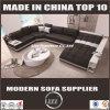 별장 프로젝트를 위한 이탈리아 디자인 진짜 가죽 부분적인 침대