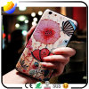 고품질 최고 돋을새김한 iPhone7 이동 전화 상자 부속품 창조적인 주문 색칠은 전화 쉘을 제거한다