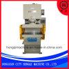 Placa de metal de la máquina de perforación