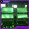 Im Freien DMX 72X12W LED Stadt-Farben-Licht-Wand-Unterlegscheibe