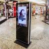 totem Kiosque-Interactif d'Écran-AFFICHAGE À CRISTAUX LIQUIDES du contact 55inch