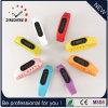 Vigilanza del pedometro del silicone di promozione/braccialetto poco costosi del pedometro