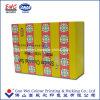 Упаковывать коробки бумаги печатание продуктов Китая изготовленный на заказ складывая