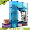 Gabinete de armazenamento plástico simples Home do indicador de DIY