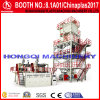 POF Double Bubble Heat Shrink Film Blowing Machine