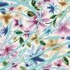 Tissu Chiffon en soie estampé par Digitals pour la robe (XF-0015)