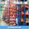 Shelving de aço do armazenamento da cremalheira do armazém no sistema do armazenamento