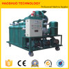 Purificador de aceite de vacío del transformador de corriente eléctrica