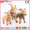 Lebensechte angefülltes Tier-Plüsch-Spielzeug-Antilope