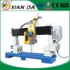 Двойной головной каменный автомат для резки лезвия Drc-230/460-2 для профилировать балюстрады/Baluster вазы