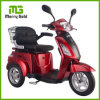 un motorino elettrico senza spazzola delle tre rotelle dell'intervallo 500W di 50km per Handicapped