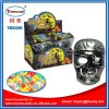 Todos os brinquedos da máscara do crânio do partido de Halloween do dia de Saint com doces