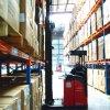 Cremagliera di gestione del magazzino del carrello elevatore a forcale