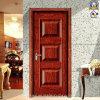 La porte d'entrée la plus populaire des portes à grande porte en métal (sx-16-0051)