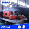 Hydraulischer CNC-Drehkopf-lochende Maschine für Schaltschränke