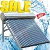統合された加圧ステンレス鋼のヒートパイプの太陽給湯装置(250Liter)
