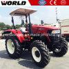De grote Chinese 4WD Tractor van het Landbouwbedrijf 100HP