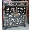Mobiliário asiático Antique Reproduction Painted Gabinete (LWB151)
