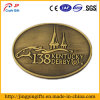 Distintivo di nome su ordinazione all'ingrosso dell'oggetto d'antiquariato del ricordo dello smalto del metallo di marchio 18