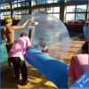 Het opblaasbare het Lopen van het Water Lassen van de Hete Lucht van de Huur TPU0.8mm D=2m Duitsland Tizip van de Bal met Ce En14960