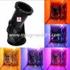 Pulverización LED ventilador de papel de la etapa de 1200W Máquina de confeti de Control Remoto