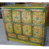 Antique Chinese Wooden Painted Cabinet Lwb818-3