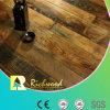 E1 comercial 12,3mm HDF AC3 Roble repujado V ranurado suelo laminado