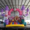 Almofada insuflável Camelot Bounce House Mickey Tema