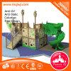 Eco-Friendly Kids Área Recreativa de madeira equipamento de jogos de equipa