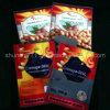 Bolsa de plástico de seguridad alimentaria de impresión