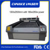 Acrílico/plástico o madera MDF/CO2 CNC Máquina de corte por láser Corte láser CNC