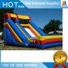 Diapositiva inflable gigante del parque al aire libre del agua para el adulto