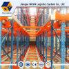 Unidad de traslado de alta velocidad en rack de Nova Logística