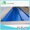 Leistungsfähige gewölbte Stahlschaumgummi-Zwischenlage-Dach-Panel-Wand für Lager
