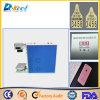Máquina da marcação do laser da fibra para aços inoxidáveis, metais, alumínio, plásticos