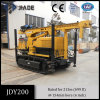 Piattaforma di produzione idraulica molto seguita dal pubblico del pozzo d'acqua di percussione di Jdy200 Jiade