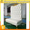싼 왕위 임금과 여왕 2 Seater 결혼식 소파 의자 Jc-K1223