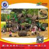 Playground infantil popular parque de diversões ao ar livre para venda de equipamento